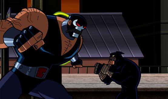 Бэйн в мультсериале Бэтмен - Отважный и смелый