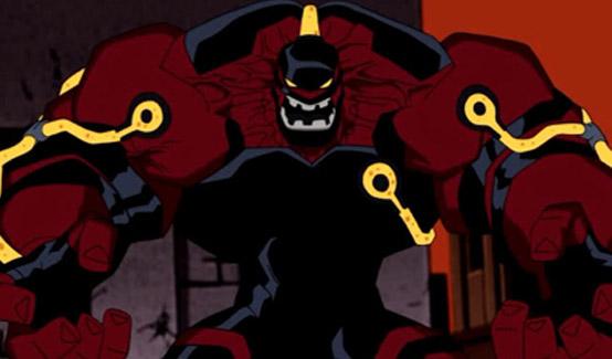Бэйн в мультсериале Бэтмен 2004 - 2008