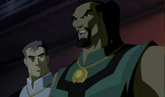 Барон Мордо в Доктор Стрэндж и Тайна Ордена магов