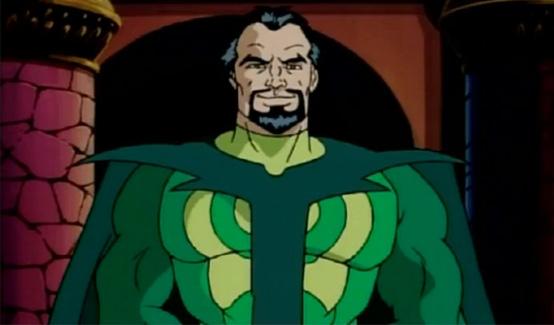 Барон Мордо в мультсериале Человек-паук
