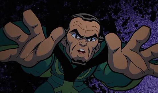 Барон Мордо в мультсериале Отряд супергероев