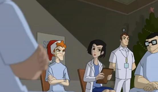 Карнаж в мультсериале Грандиозный Человек-Паук