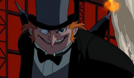 Пингвин в мультсериале Бэтмен (2004 - 2008)