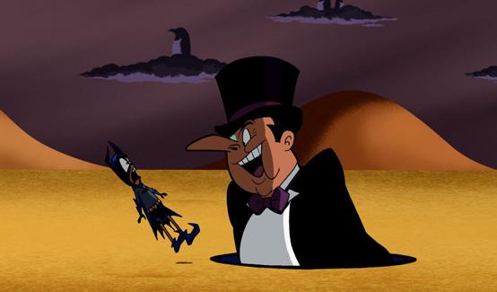 Пингвин в мультсериале Бэтмен-Отважный и смелый
