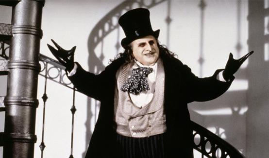 Пингвин в фильме Бэтмен возвращается