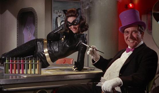 Пингвин в фильме Бэтмен (1966)