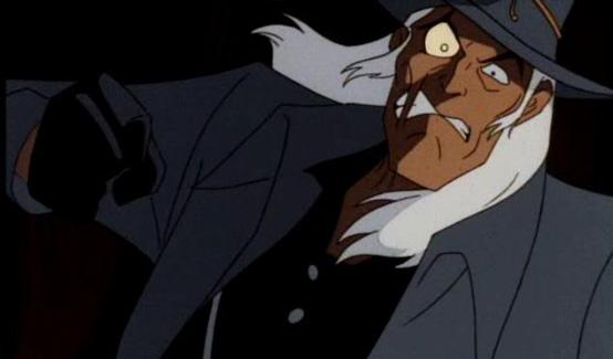 Джона Хекс в мультсериале Бэтмен