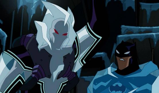 Мистер Фриз в мультсериале Бэтмен