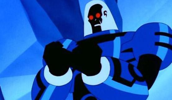 Мистер Фриз в мультсериале Бэтмен будущего