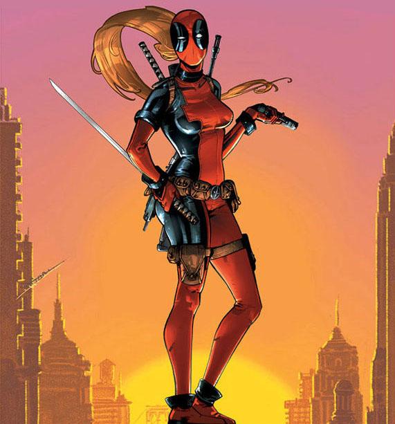 Леди Дэдпул (Lady Deadpool)