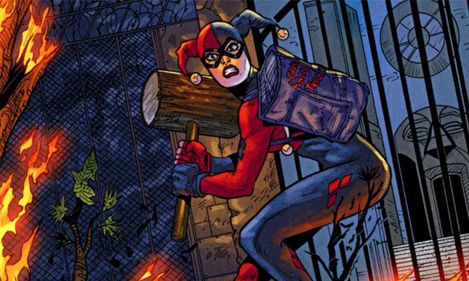 Харли Квинн (Harley Quinn)