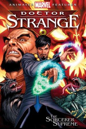 Доктор Стрэндж и Тайна Ордена магов (2007)