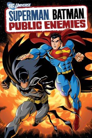 Супермен Бэтмен: Враги общества (2009)