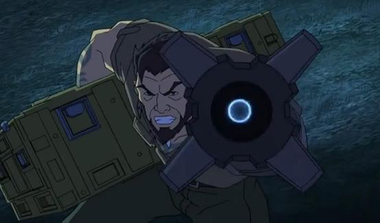 Кло в мультсериале Мстители: Революция Альтрона