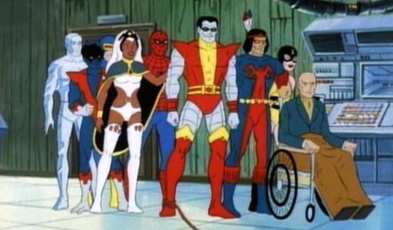 Шторм в мультсериале Человек-паук и его удивительные друзья