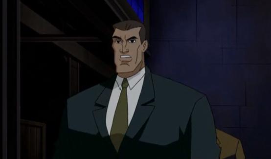 Рик Флэг младший в мультсериале Лига Справедливости