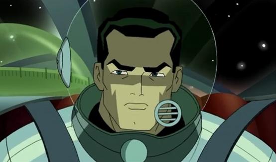 Рик Флэг старший в Лига Справедливости Новый барьер