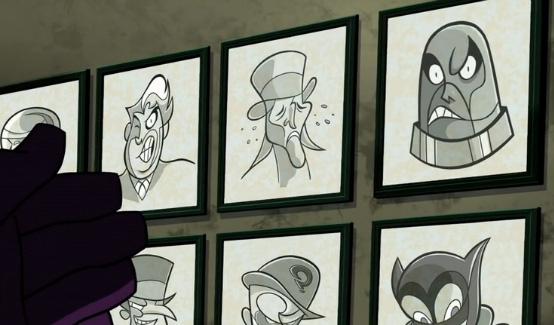 Портрет Глиноликого (версия Престон Пэйн) в мультсериале Бэтмен Отвага и смелость