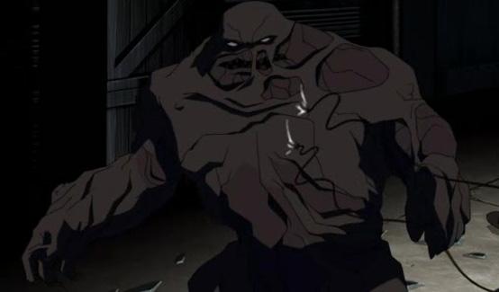 Глиноликий (версия Мэтта Хэйгена) в мультсериале Юная Лига Справедливости