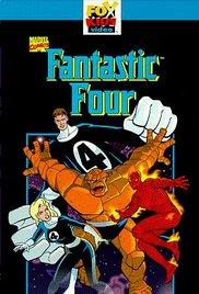 Фантастическая четвёрка (1967 - 1968)