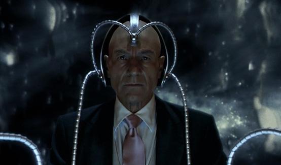 Ксавьер появляется в Люди Икс 2