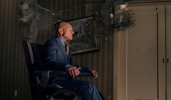 Ксавьер появляется в Люди Икс: Последняя битва