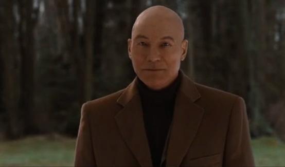 Ксавьер появляется в Люди Икс: Начало. Росомаха