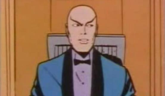 Ксавьер в мультсериале Супергерои Marvel