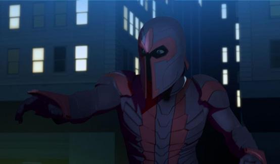 Магнето в мультсериале Железный человек: Приключения в броне