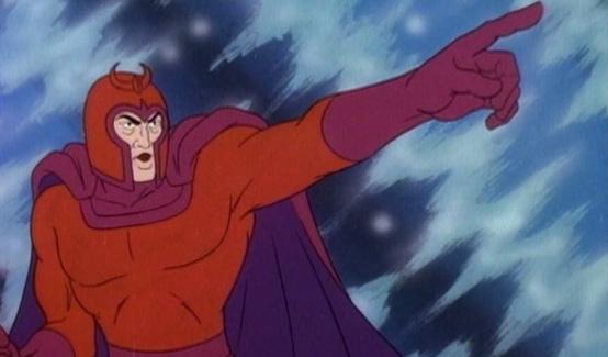 Магнето в мультсериале Человек-паук и его удивительные друзья