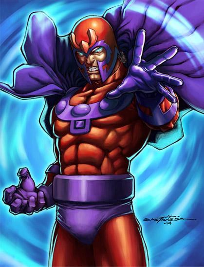 Магнето (Magneto)