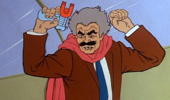 Магнето в мультсериале Человек Паук 1967 года