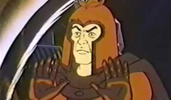 Магнето в мультсериале Человек Паук 1981 года