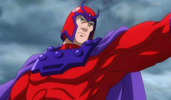 Магнето в мультсериале Мстители: Дисковые войны