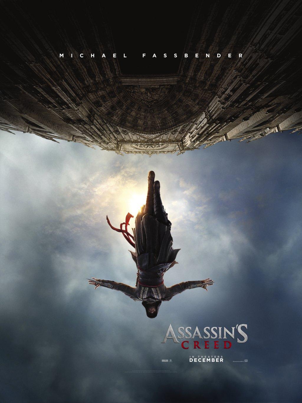 Постер фильма Кредо убийцы