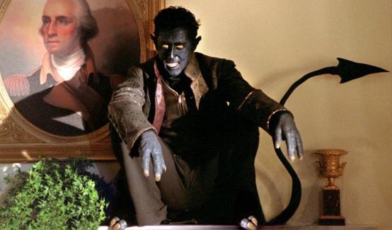 Ночной Змей появляется в фильме Люди Икс 2