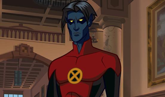 Ночной Змей в мультсериале Росомаха и Люди Икс