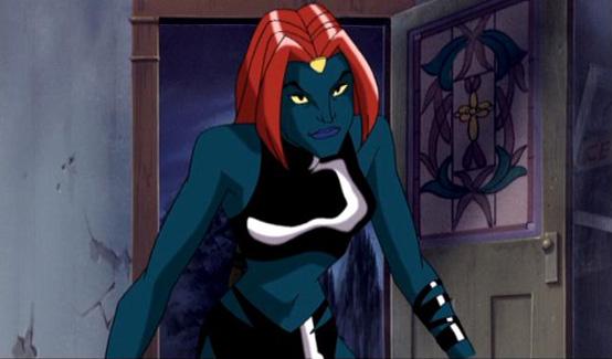 Мистик в мультсериале Люди Икс: Эволюция