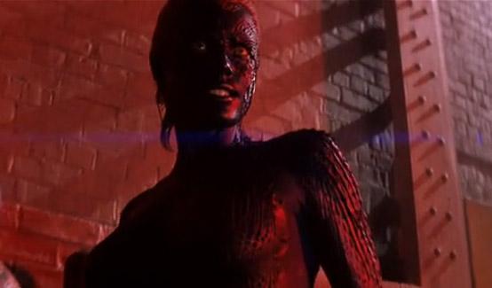 Мистик появляется в Люди Икс