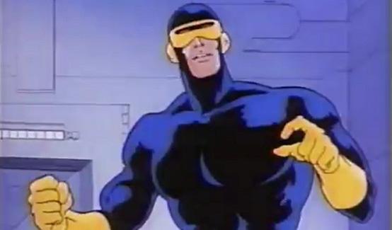Циклоп появляется в мультсериале Прайд из Людей Икс