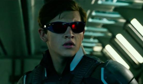 Циклоп появляется в фильме Люди Икс: Апокалипсис