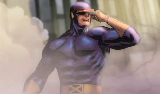 Циклоп появляется в мультсериале Чёрная Пантера