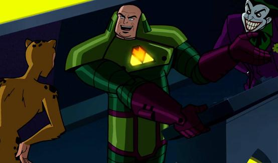 Люкс Лютор в мультсериале Бэтмен: Отвага и смелость