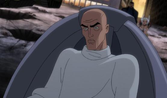 Лекс Лютор появляется в Лига справедливости: Боги и монстры