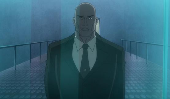 Лекс Лютор в Лига Справедливости: Трон Атлантиды