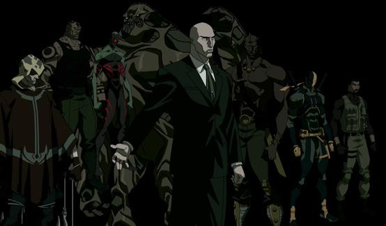 Лекс Лютор в Лига Справедливости: Парадокс источника конфликта