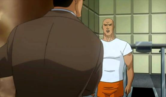 Лекс Лютор в Сверхновый Супермен