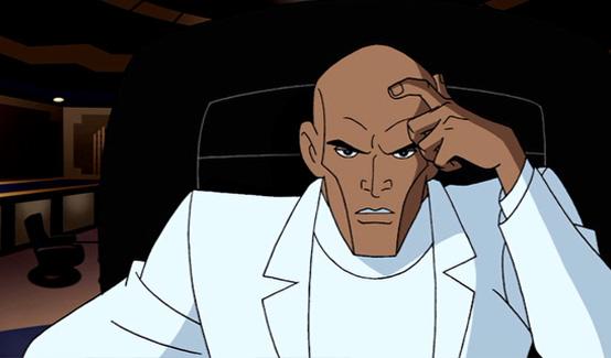 Лекс Лютор появляется в Супермен: Судный день