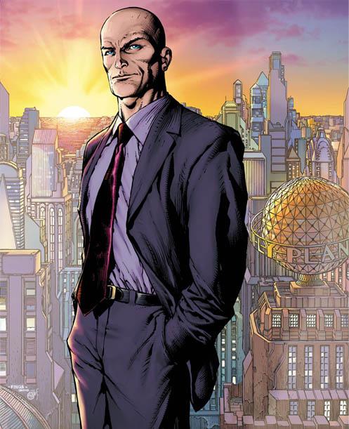 Лекс Лютор (Lex Luthor)