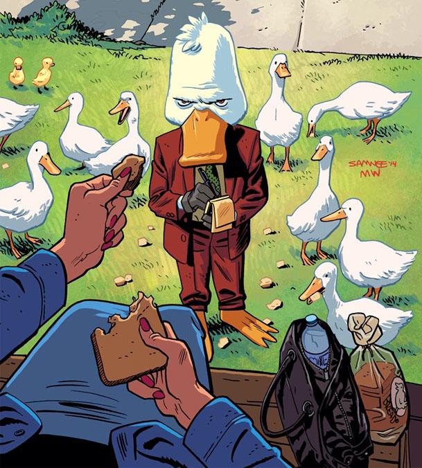 Утка Говард (Howard the Duck)